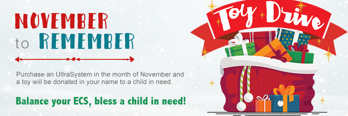November to Remember Holiday Toy Drive